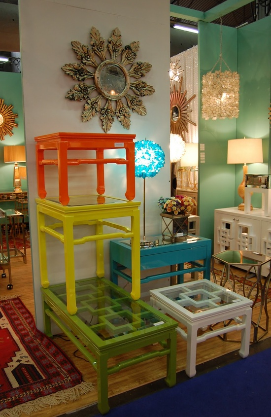 Lisa Mende Design On Trend  Lacquer Furniture  Amy Howard Paints