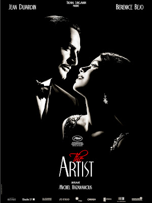 Oscar Awards 2012 Nominee The Artist HD Poster