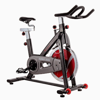 Sunny Health & Fitness SF-B1002 Belt-Drive Indoor Cycle with 49 lb flywheel, image, review features & specifications plus compare with SF-B901B