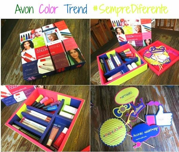 Avon Color Trend Sempre Diferente