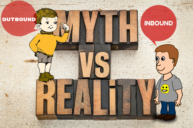 Inbound Marketing vs. Outbound Marketing Myths Debunked Mumbai, India