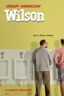 Wilson (2017) Movie Poster 2