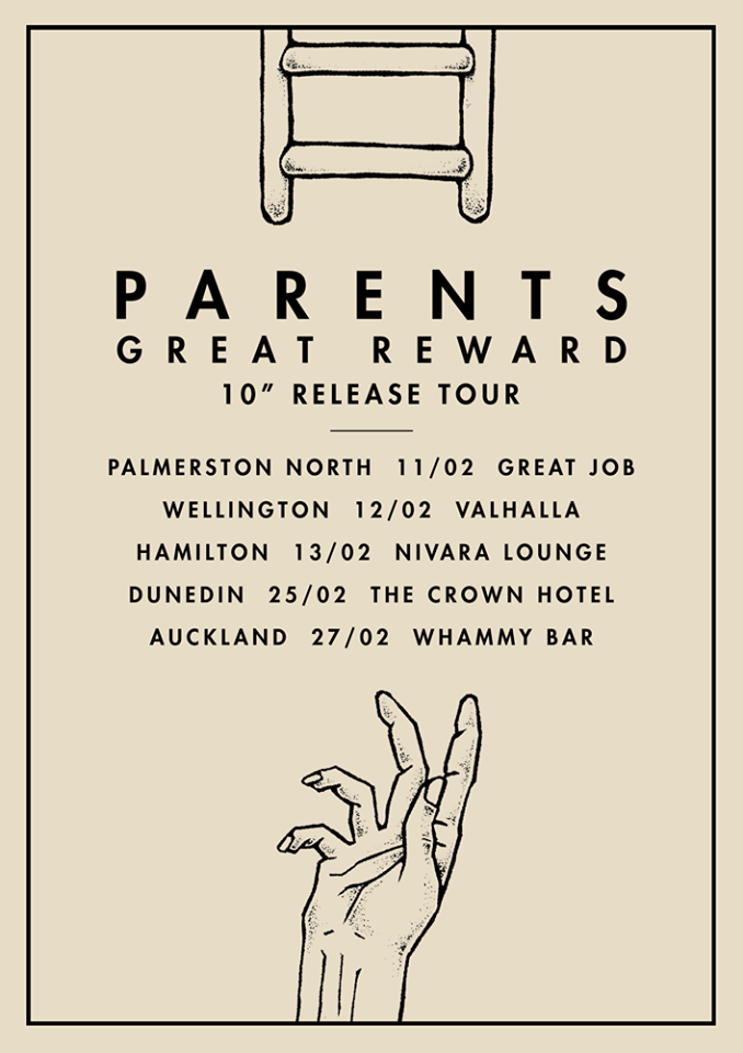 Parents Release Tour 2016