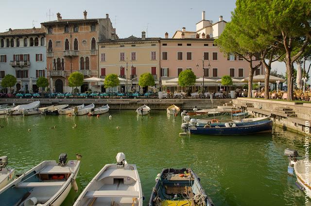 Viaje Italia Desenzano di Garga pueblos encanto