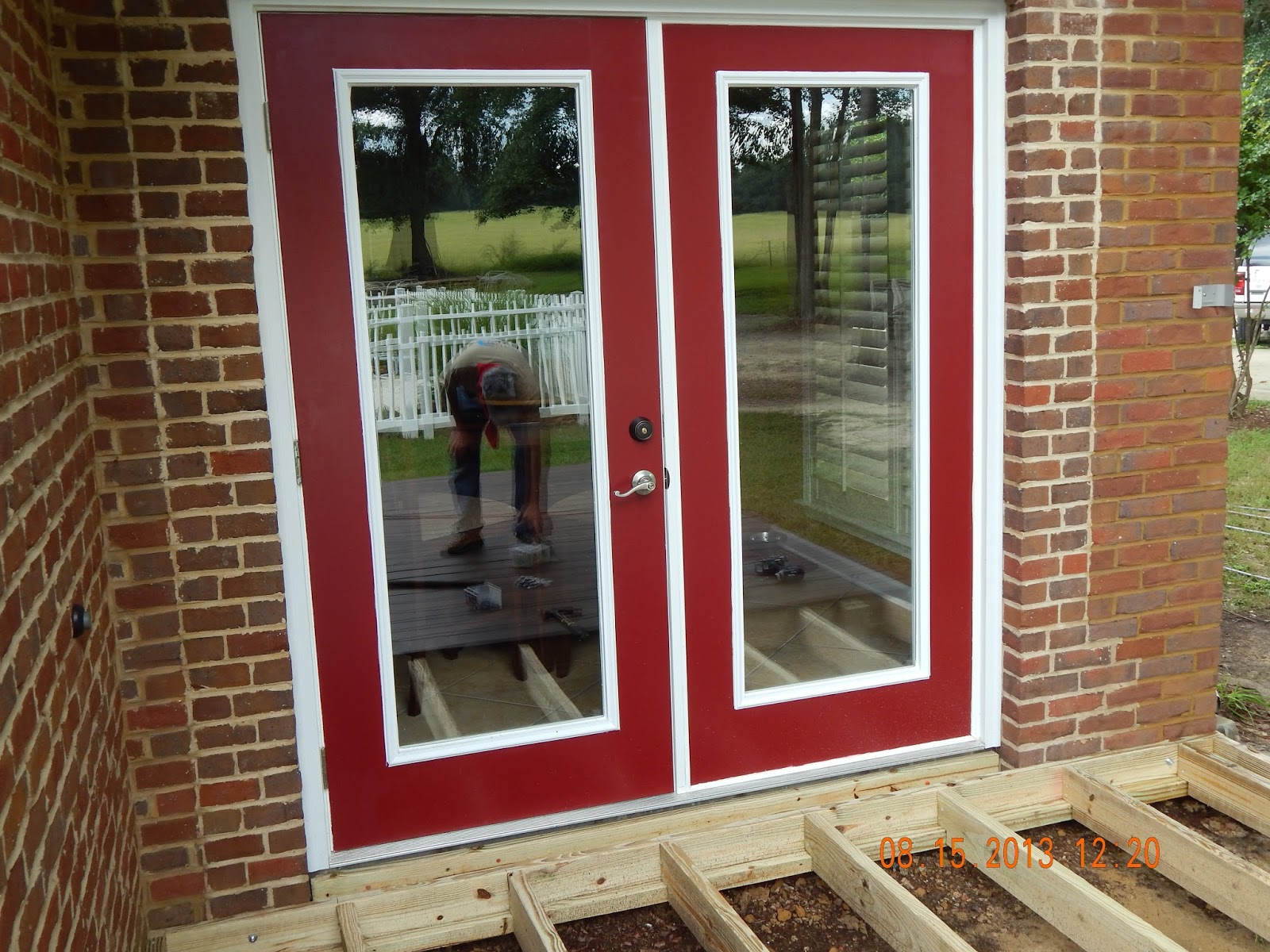 French Exterior: Fisher Remodelers: Exterior French Doors