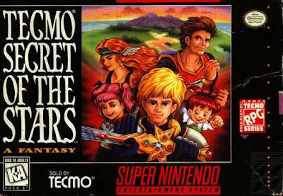 Rom de Secret of the Stars - SNES - Em Português - Download