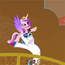 My Little Pony Cadance Toss