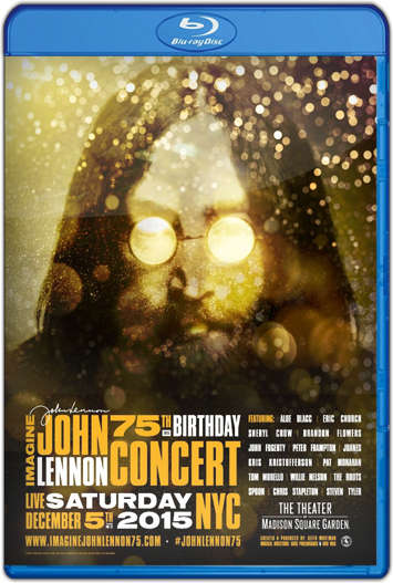 Imagine: John Lennon 75th Birthday Concert (2015) HD 1080p