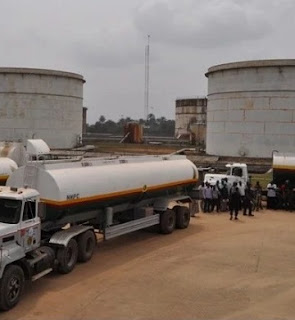 16 Years After, Fuel Resumes Loading At Aba Deport