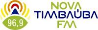 Rádio Nova Timbaúba FM 96,9 de Timbaúba - Pernambuco