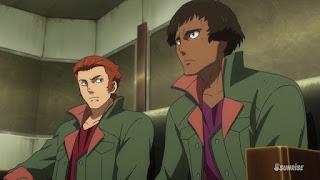 Kidou Senshi Gundam: Tekketsu no Orphans 2 – Episódio 23
