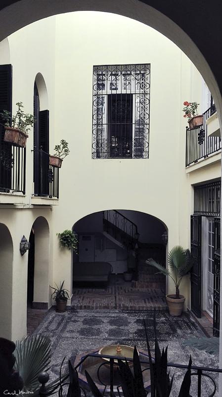 La Casa de Barbara Hutton.