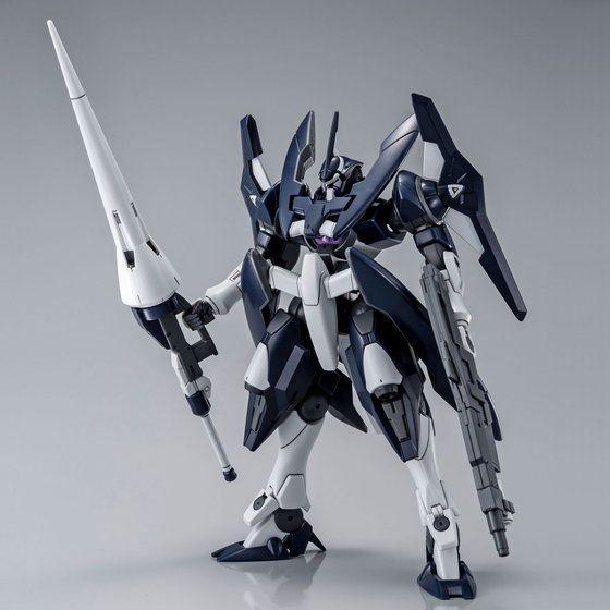 P-Bandai: HG 1/144 Advanced GN-X - front
