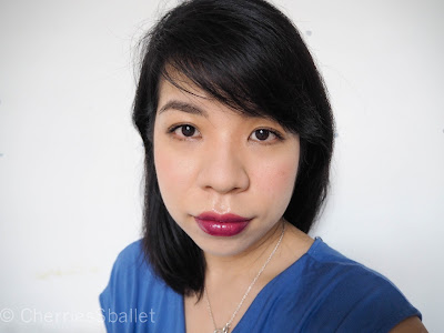 Butter London Lippy Liquid Lipstick in Ruby Murray