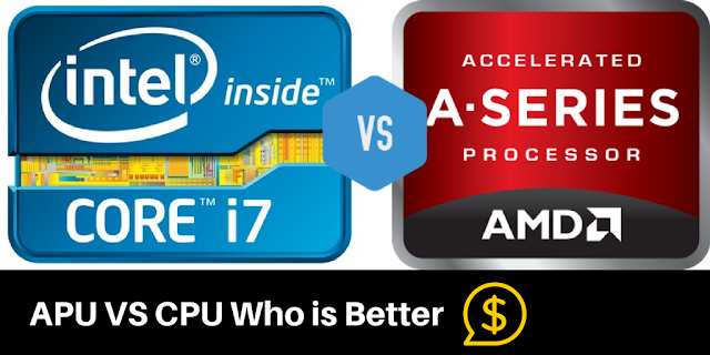 APU VS CPU Who is Better