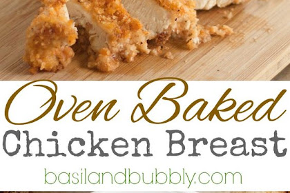 crispy oven baked chicken breasts