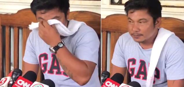 Owner Ng Binanggang Pinoy Fishing Vessel, Naglabas ng Sama ng Loob