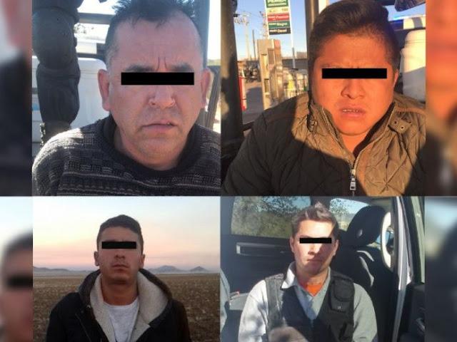 Caen integrantes del cártel del Sinaloa, quienes tenían 13 mujeres secuestradas