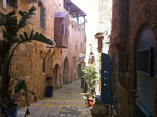old Jaffa Israel