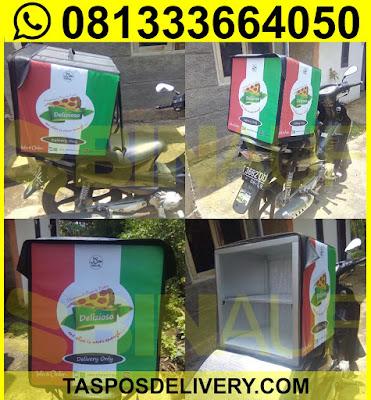 tas delivery makanan pizza delizioso jakarta bandung surabaya solo jogja malang denpasar semarang batam bekasi tangerang