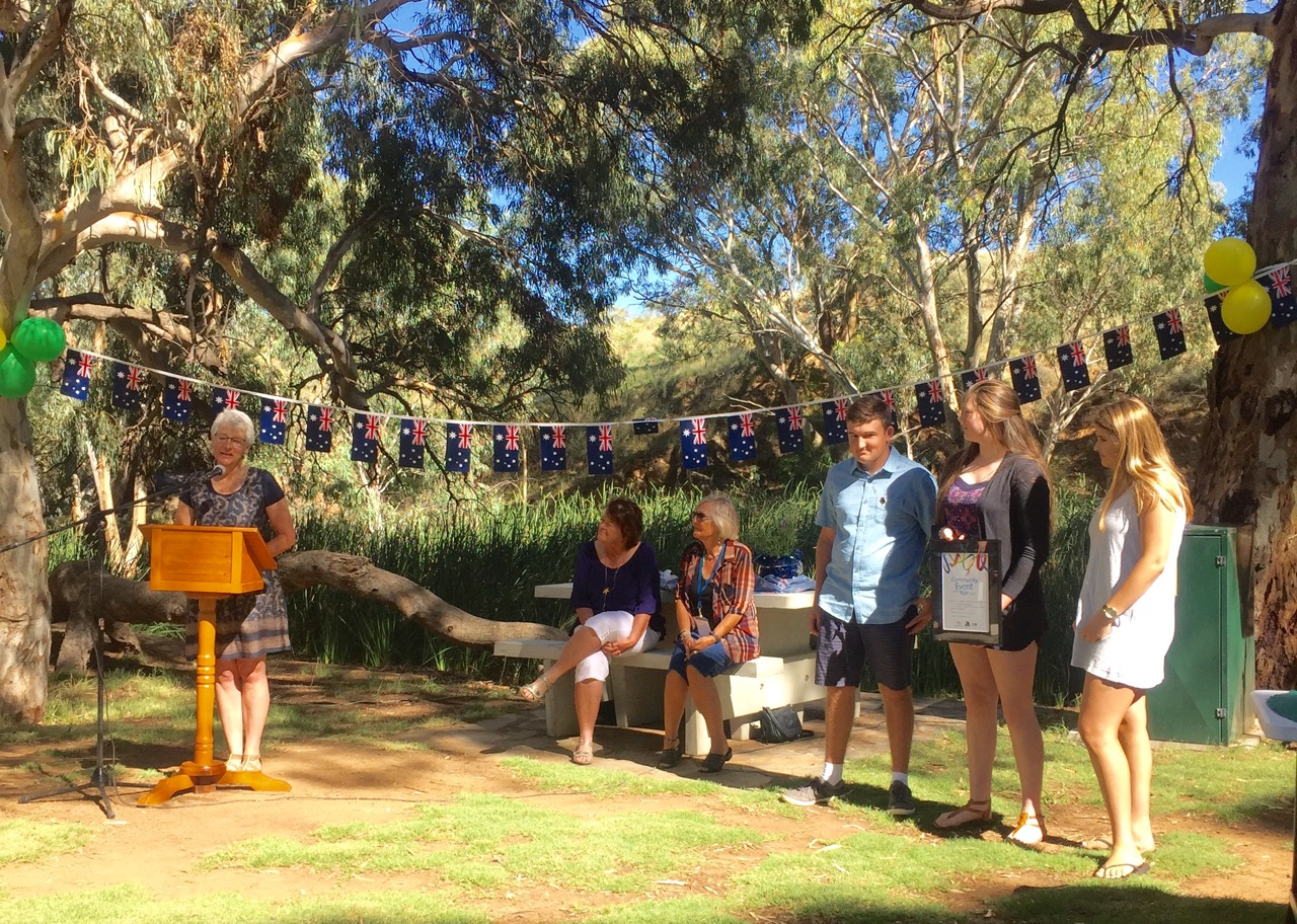 angrypenguin: Australia Day 2017 - in wonderful Orroroo