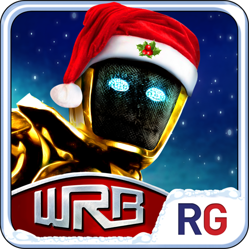 Real Steel World Robot Boxing Mod APK+Data Free