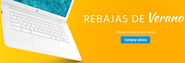 Top 15 portátiles Rebajas de verano de la HP Store