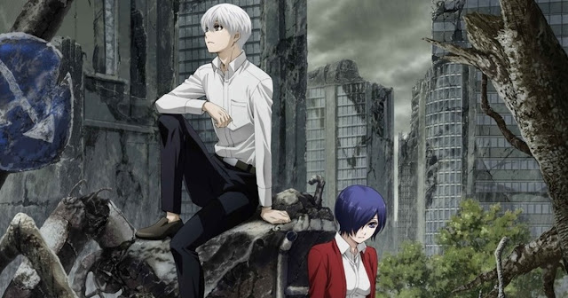 Tokyo Ghoul:re 2nd Season tập 2