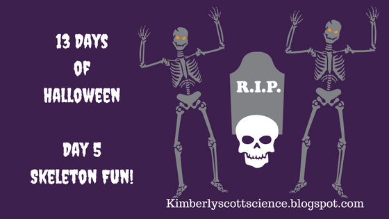 Science: It's All Elementary: Day 5 of 13 Days of Halloween ...