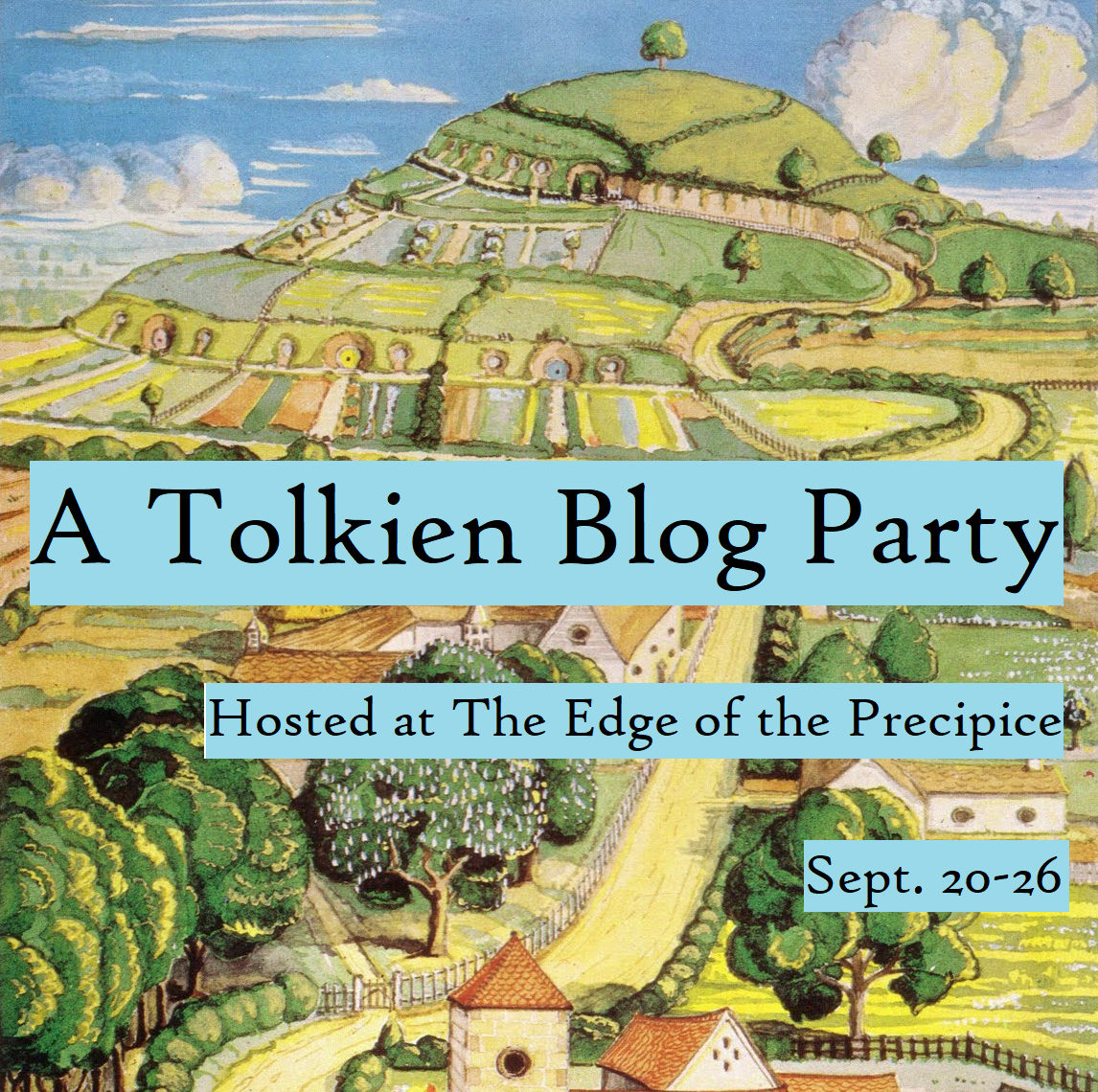 The 8th Annual Tolkien Blog Party
