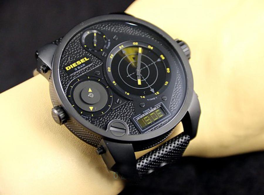 3e63378c113e Lentes Importados  reloj diesel Dz7296