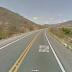 Acidente de trânsito pós assalto a ônibus em Mimoso, zona rural de Pesqueira, PE