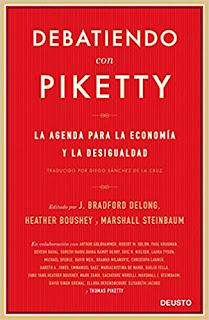 Debatiendo con Piketty- J. Bradford Delong