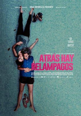 Atrás Hay Relámpagos 2017 Custom HD Latino 5.1