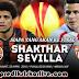 Prediksi Sepakbola Europa League | Shakthar Donetsk vs Sevilla