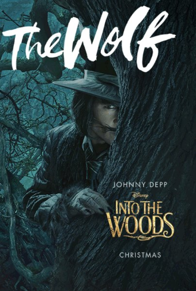 Poster 2: Into the Woods
