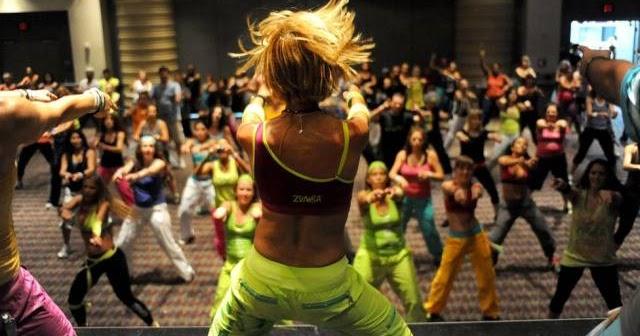 Abnehmen Tanz Zumba in Queretaro