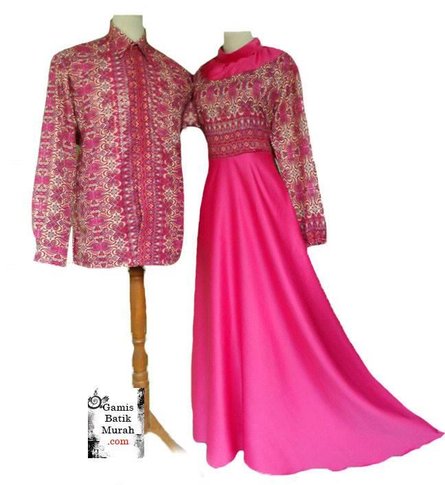 Model Baju Pesta Terbaru Muslim Kebaya Brokat Renda Sifon