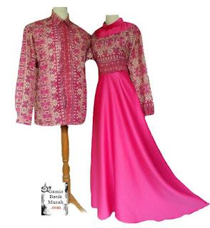 Model baju pesta terbaru muslim kebaya brokat renda sifon modern ...
