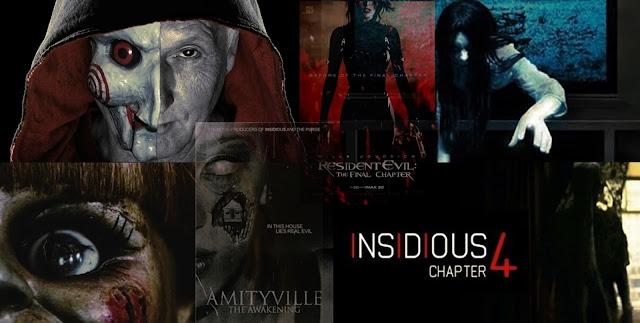 filmes terror de 2017, lançamentos de terror