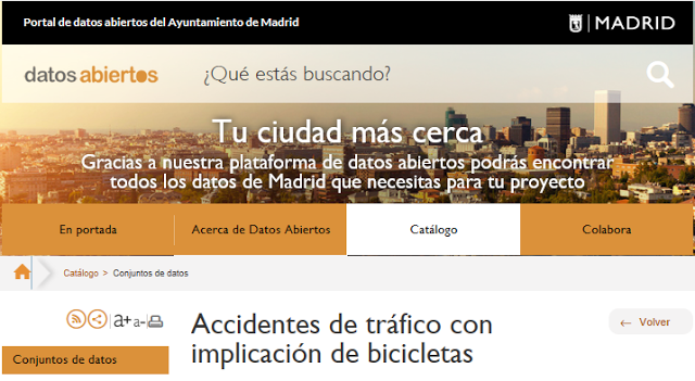 Cycling in the city? Analysing Cyclist Safety in Madrid with Excel