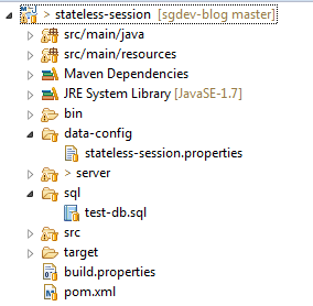 Stateless Session for Multi-Tenant Application Using Spring
