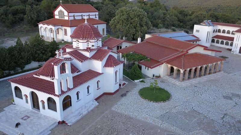 Πανήγυρις Ιεράς Μονής Αγίου Ιωάννου του Θεολόγου στο Αετοχώρι