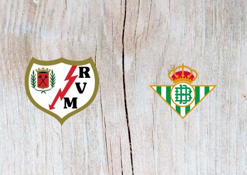 Rayo Vallecano vs Real Betis - Highlights 31 March 2019
