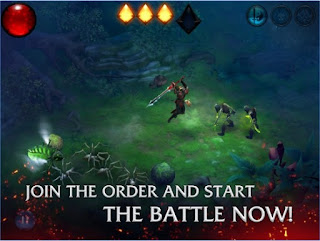 Download Bladebound: Hack and Slash RPG Android Game