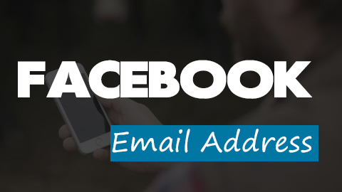 Change facebook email name