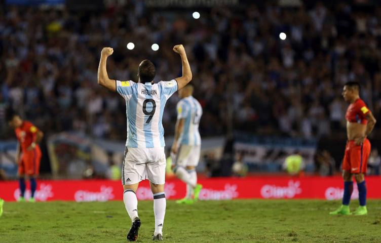 """Jorge Higuain: """"Pobuna? Poziv u reprezentaciju ovisi o treneru"""""""