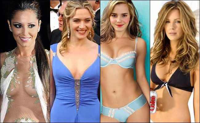 10 Wanita asal Negara Inggris Tercantik dan ter Hot