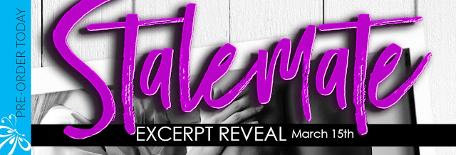 Excerpt Reveal:  Stalemate – Lisa Suzanne