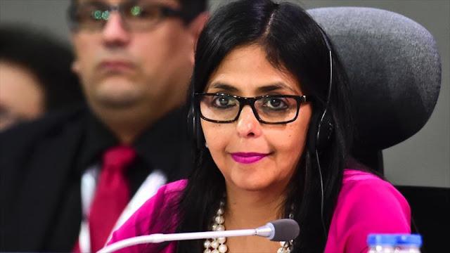 Venezuela rechaza 'intromisión inaceptable' de EEUU en sus asuntos